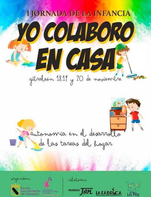 """El Centro Docente Concertado de Educación Especial """"Cristo Roto"""" participa en la I Jornada de la Infancia """"Yo Colaboro en Casa"""""""