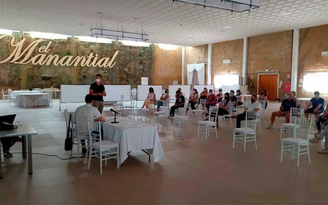 I JORNADAS DE PUERTAS ABIERTAS del CDCEE «Cristo Roto»